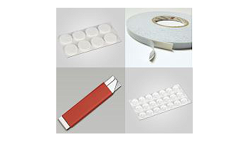 Adhesive tapes and accessories
