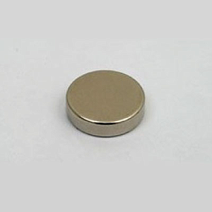 STRENGTH ROUND MAGNET 3 MM THICKNESS, 10 MM D, FOR DISPLAYS