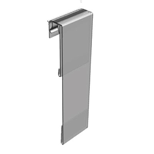 PARALLEL POCKET WITH HINGE AND 2 SECTIONS FOR 40 AND 106 MM