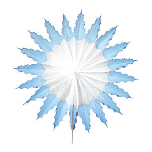 SNOWFLAKES, 670 MM HEIGHT