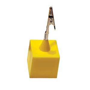 CUBE MEMO CLIP, 36X36X36 MM SIZE, 100 MM HEIGHT