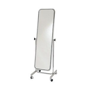 SIMPLE MIRROR 1600X500 MM, ADJUSTABLE HEIGHT