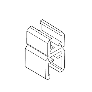 FRAME CONNECTOR, FOR SERIES 1 AND SERIES 2