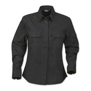 MARION LADIES SHIRT, 100% COTTON