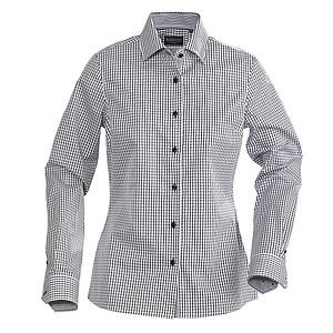 TRIBECA LADIES SHIRT, 100% COTTON