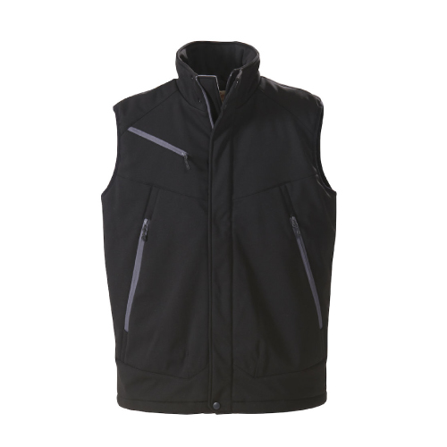 BACKCOUNTRY VEST, 100% POLYESTER