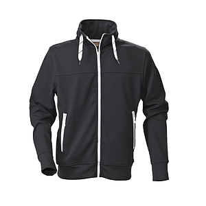 JOG LADIES JACKET, 100% POLYESTER