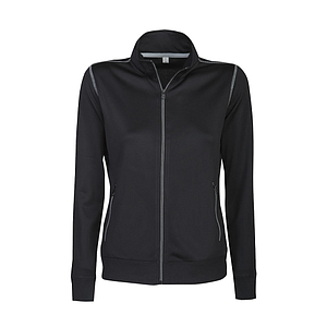 DUATHLON LADIES JACKET, 100% POLYESTER