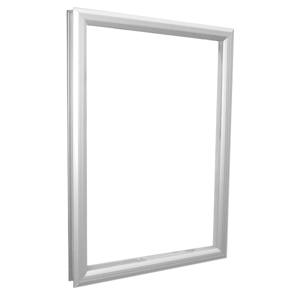 ALU-SNAP TYPE FRAME FOR WINDOWS, 700X1000 MM (PROFILE 25 MM) COUNTERFRAME INCLUDED